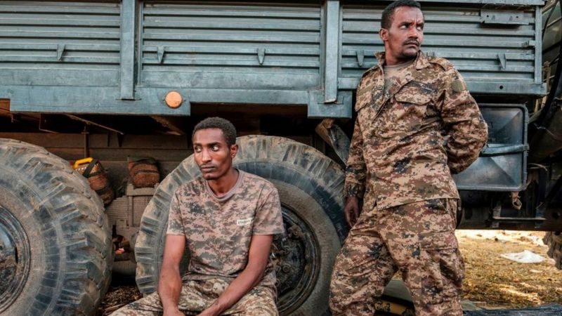 Ethiopian Tigray crisis: Army claims advance on several towns