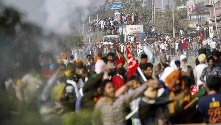 Indian government invites protesting farmers for talks