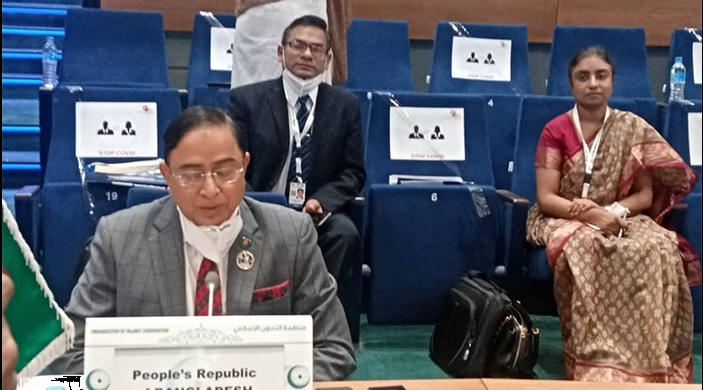 Bangladesh disburses US$5 lakh to OIC over Rohingya genocide case