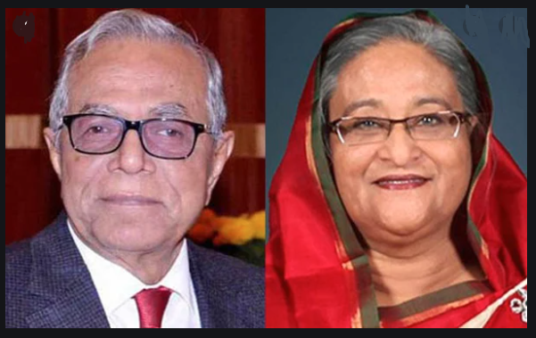 President, PM reaffirm Bangladesh's position on independent Palestinian state