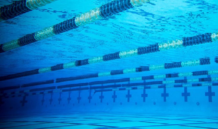 National Long-distance Swimming competition held