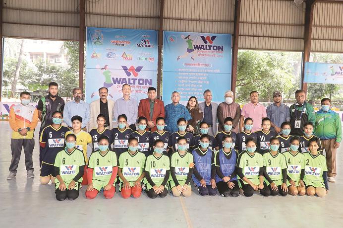 Women's Federation Cup Handball begins