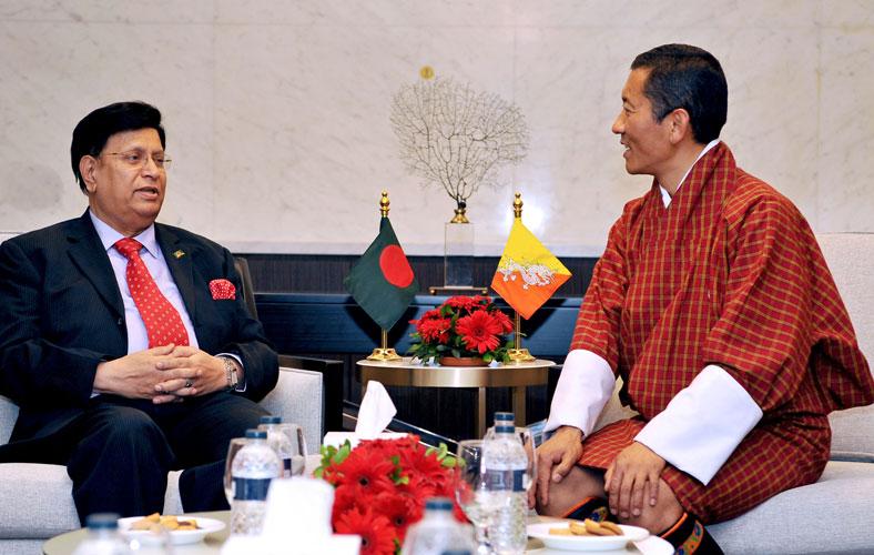 Coronavirus: Bhutanese PM, FM wish speedy recovery of Dr Momen