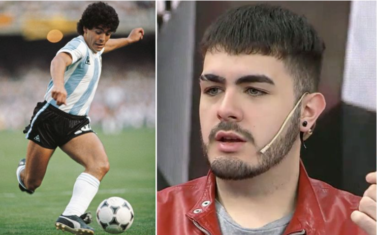 Teenager claiming to be Diego Maradona's son demands exhumation of body