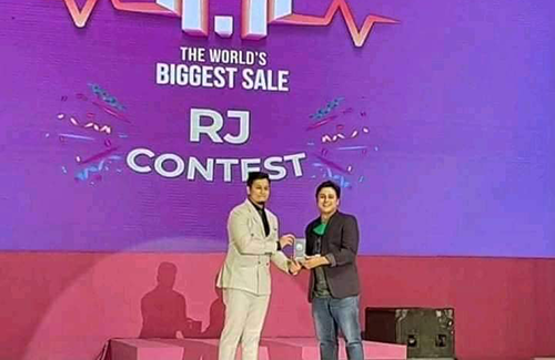Capital FM's Rashed becomes best RJ
