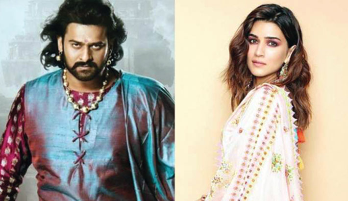 Kriti to play Sita opposite Prabhas' Ram in 'Adipurush'