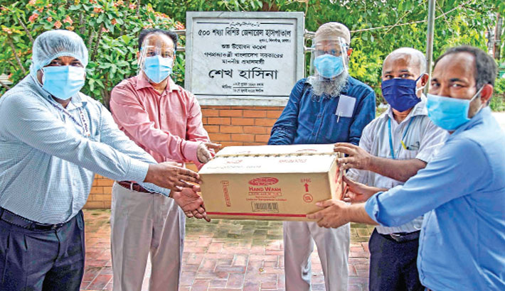Unilever, UNICEF to support Bangladesh's fight against Covid-19