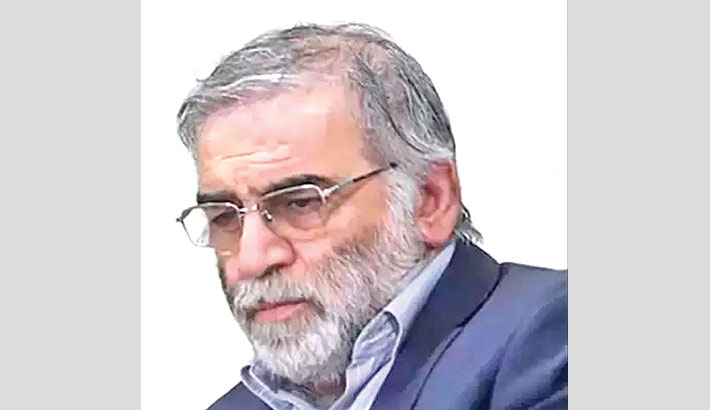 Iranian top nuke scientist assassinated