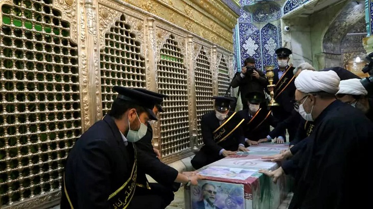 Iran mulls response as it prepares to bury killed nuclear scientist