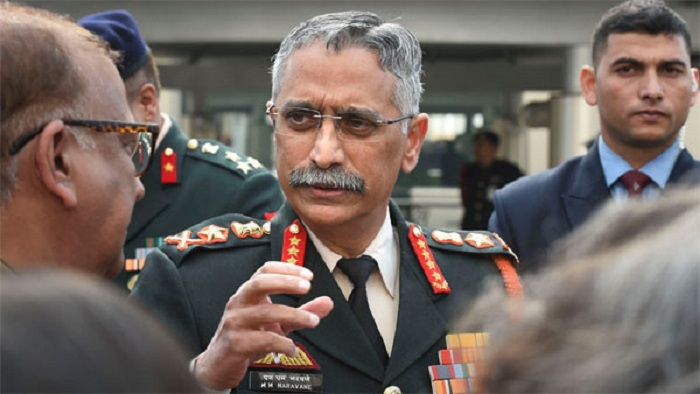 Terrorists making 'desperate attempts' to infiltrate into J-K: Indian Army chief