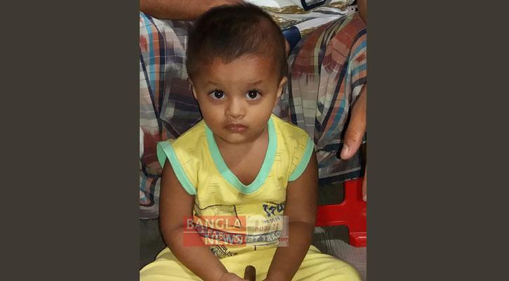 4-year-boy killed in Sirajganj road crash, 3 held