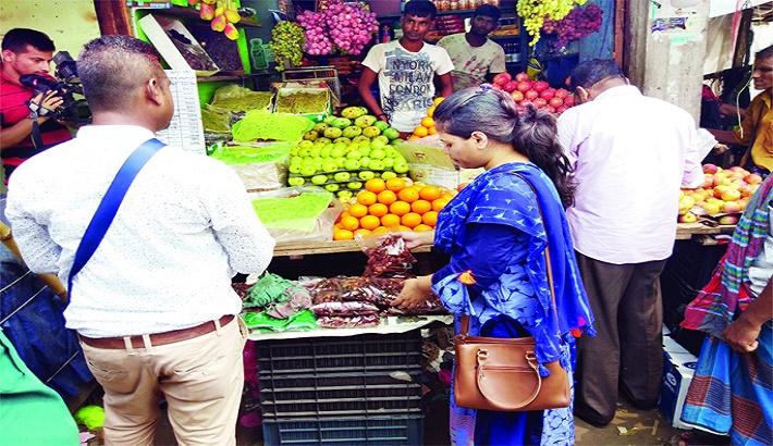 Concern over food safety