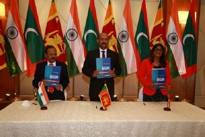 India, Sri Lanka, Maldives review maritime security environment, agree to widen areas of cooperation