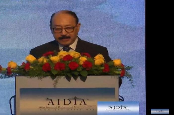 Nepal fundamental to India's neighbourhood first approach: FS Shringla