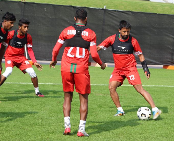 Mamunul confident of performing well against Qatar