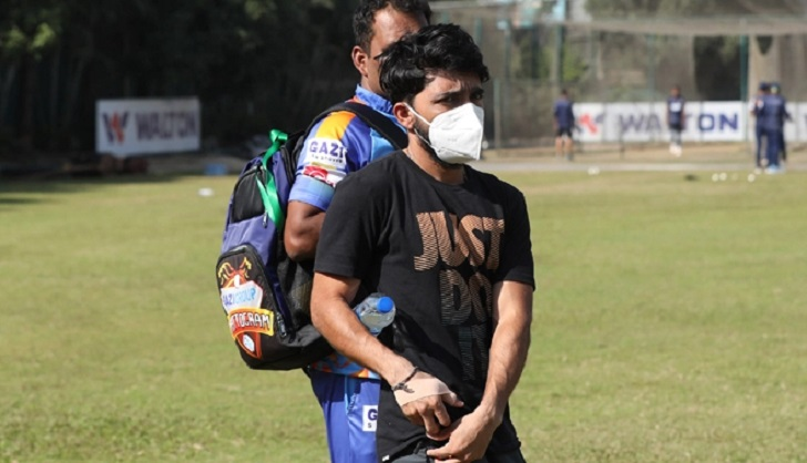 Mominul requires surgery to heal his injured finger
