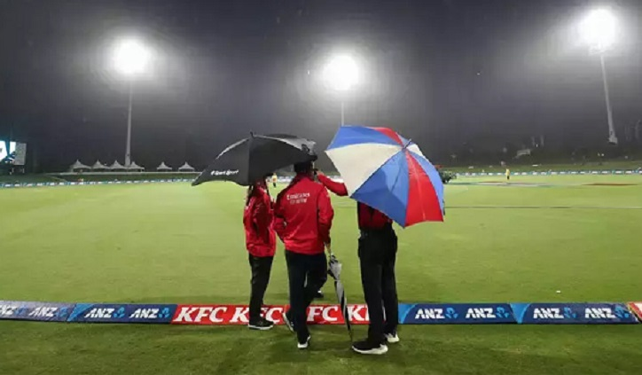 Third New Zealand v West Indies T20 rained off