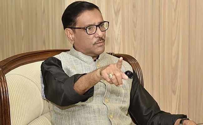 Extremist communal group out to spread hatred by misinterpreting Islam: Quader