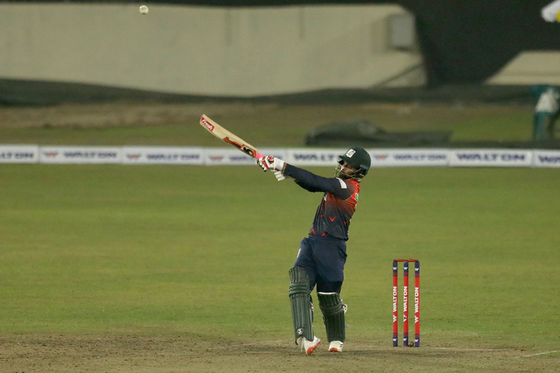 Barishal elect to bat first against Chattogram in Bangabandhu T20 Cup