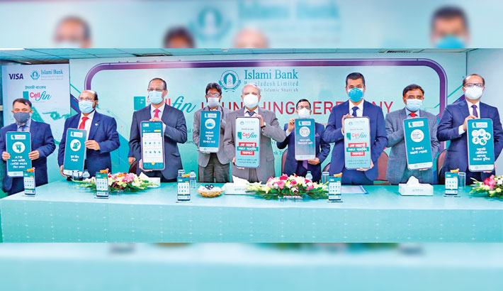 IBBL launches digital banking app