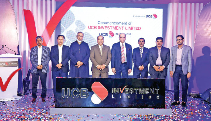 UCB Investment starts its journey