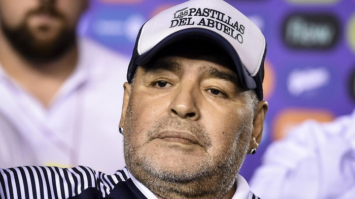 Argentine prosecutors investigating potential gross negligence in Diego Maradona's death