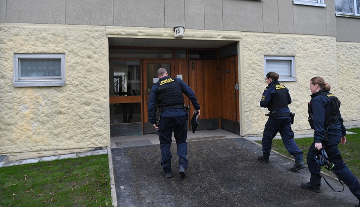 Mother in Sweden arrested for locking son up for decades