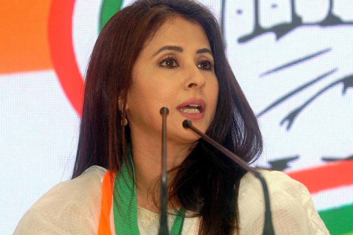 Urmila Matondkar to join Shiv Sena today