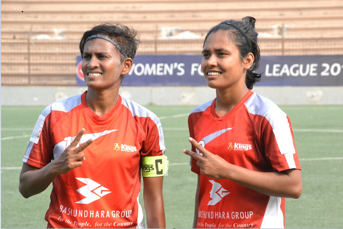 Kings on the verge of maiden women's league title