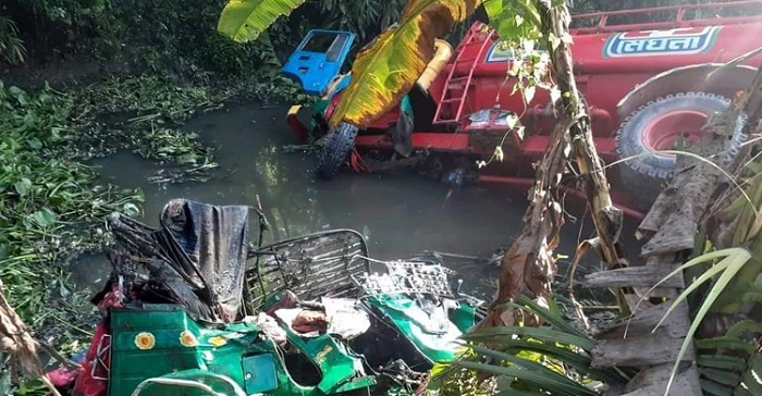 3 killed in Chandpur road crash