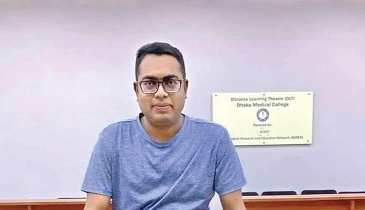 Bangladeshi doctor tops MRCP test