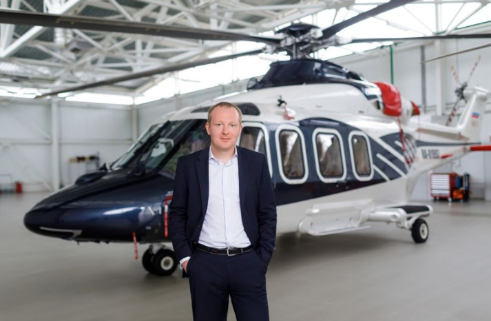 Millionaire pays £2,000 for two-hour helicopter trip to eat Big Mac and fries