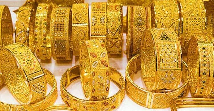 Gold prices decrease by Tk 1,166 per bhari