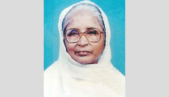 Wahida Khanom passes away