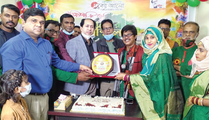 1st founding anniversary of online news portal Puber Alo