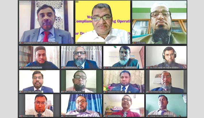 IBBL holds webinar on Shari'ah compliance