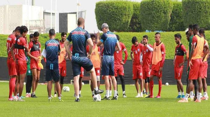 Bangladesh-Qatar FIFA, AFC Qualifiers on Friday in Doha