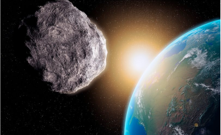 NASA says an asteroid twice the size of Big Ben will skim past Earth tonight
