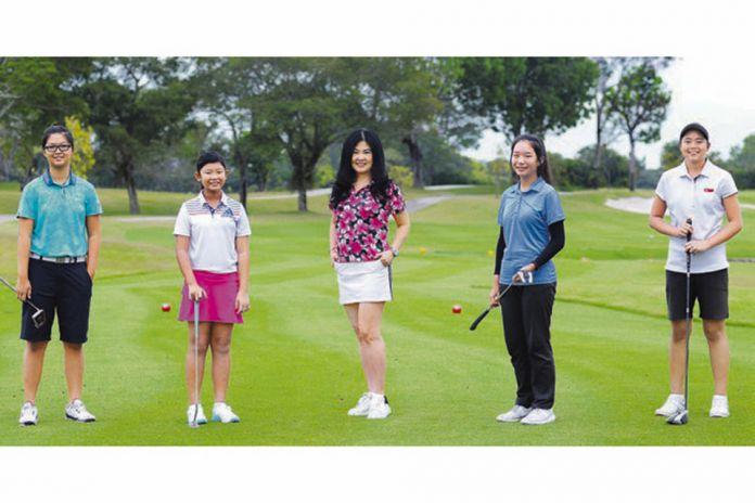 Golf : EFG Singapore Junior Masters concludes