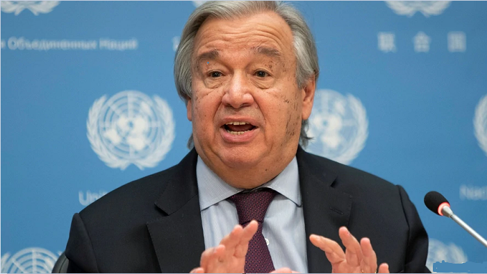 Fight against climate crisis top priority for 21st century: UN Chief