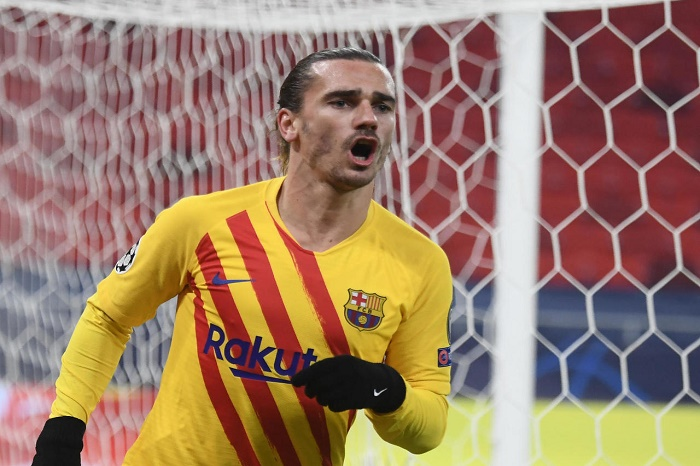 Barca beat Ferencvaros to stay perfect in Champions League