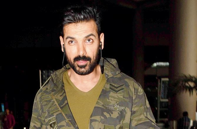 John Abraham Named Person Of The Year For 2020 By PETA
