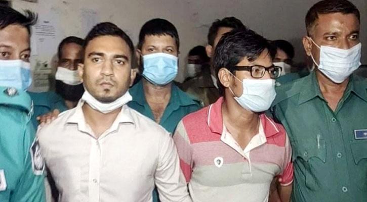 Rape case: 3 associates of VP Nur put on 2-day remand