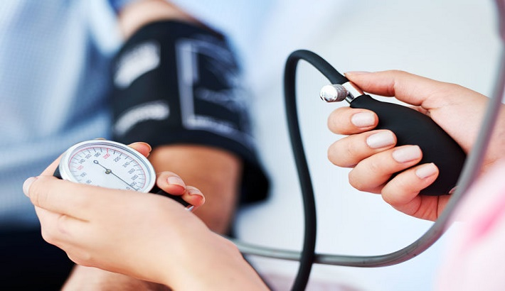 Hypertension crisis: Worry about high blood pressure