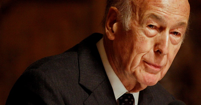 Ex-French president Giscard d'Estaing dies of Covid at 94