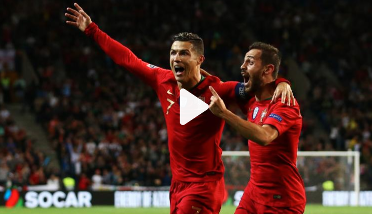 Cristiano Ronaldo nets 750th career goal and edges closer to all-time record