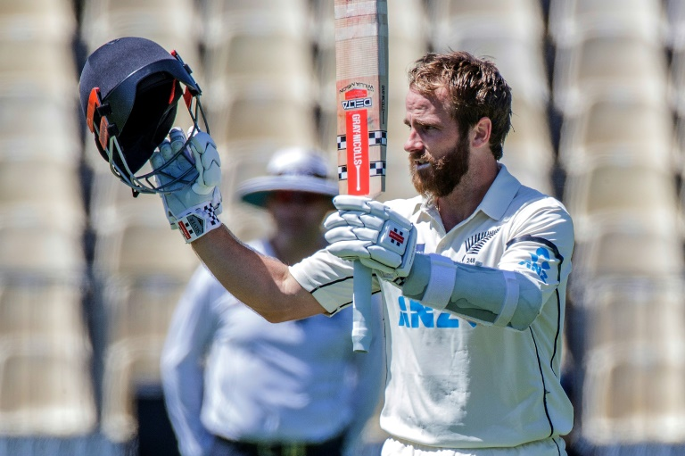 Williamson hits biggest Test score as New Zealand declare against Windies
