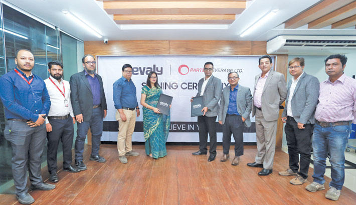 Partex Beverages inks deal with Evaly