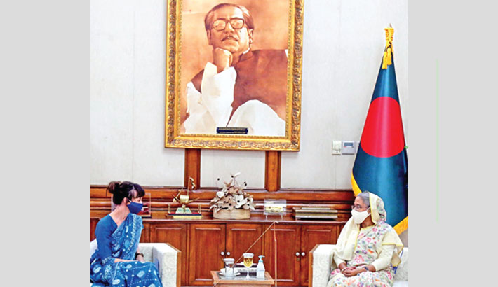 Bangladesh's SEZs promising places for Swedish, Spanish investors: PM
