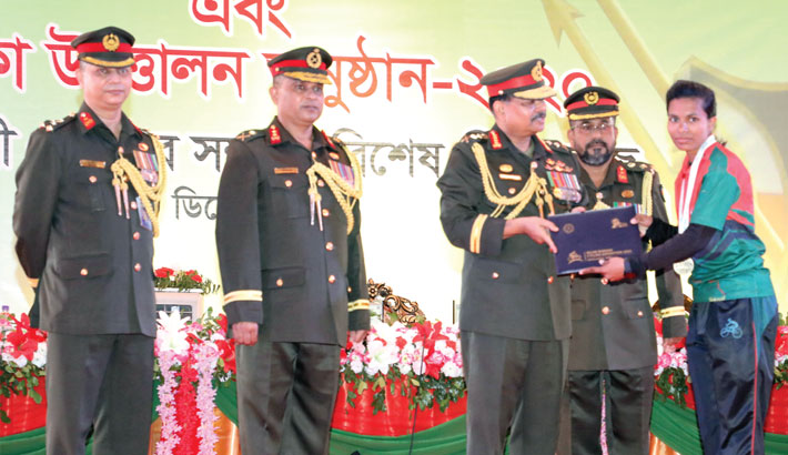 'Mujib Barsho Cycling Expedition-2020' concludes